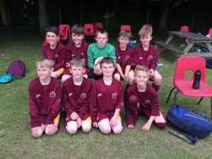 Year 5/6 Football Team